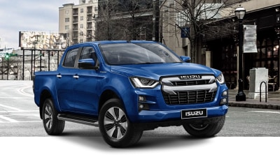 2020 Isuzu D-Max unveiled: 3.0-litre lives on! More power, more safety, more tech