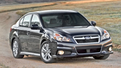 2013 Subaru Liberty And Outback Revealed, New 2.5 Litre Boxer On-board