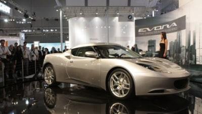 2010 Lotus Evora Equipment Details Revealed