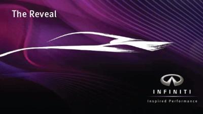 Infiniti Reveals Emerg-E Name For New Sports Concept