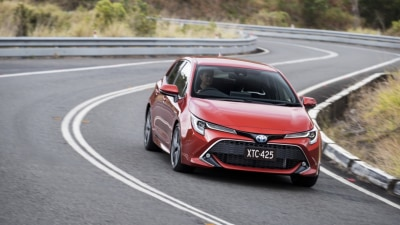 2019 Toyota Corolla pricing and specifications