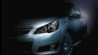 2010 Subaru Liberty Touring Teaser Revealed For Japanese Market