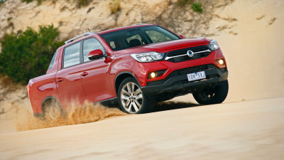 SsangYong Musso 2019 new car review