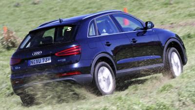 2013 Audi Quattro Review: A4 Sedan, A5 Coupe, Q3 SUV