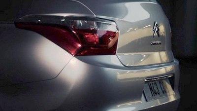 New Citroen Sedan Surfaces Online In Leaked Video