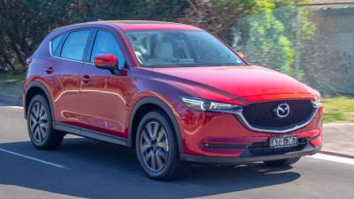 2018 Mazda CX-5 GT diesel new car review