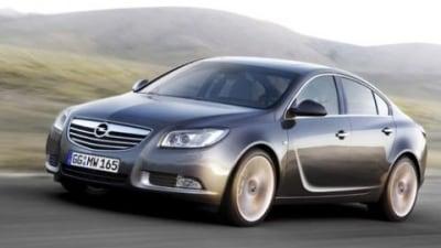 Opel Insignia Destined for Oz