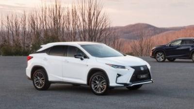 2016 Lexus RX pricing revealed