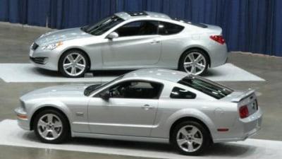 Hyundai RWD Coupe Exposed