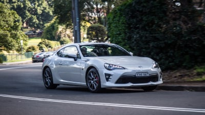 2019 Toyota 86 GTS auto review