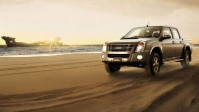 Isuzu To Debut The D-MAX At 2008 Sydney Motor Show