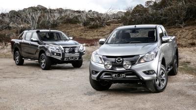 "Next Mazda BT-50 will be ""butch"""