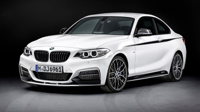 BMW M140i and M240i Models On The Way