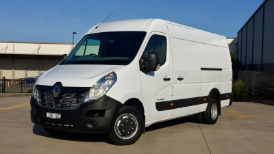 2016 Renault Master LWB REVIEW | We're Impressed With Renault's Big Box