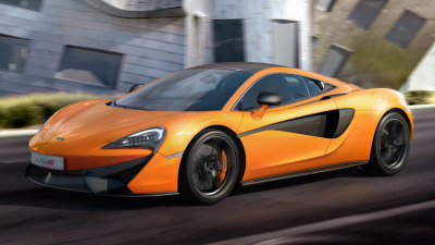 McLaren 540C And 570S Sport Series, As Cheap As It Gets - No Lower 'Entry Models' Planned