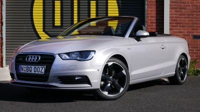 2015 Audi A3 Cabriolet Review: Ambition 1.8 TFSI – Droptop With Quattro Grip