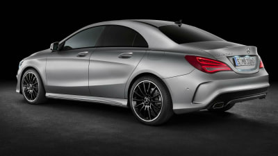 2014 Mercedes-Benz CLA 250 Sport 4MATIC To Join The Range Mid-Year