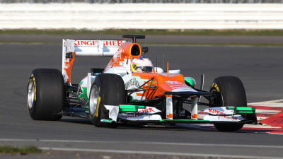 F1: Molotov Cocktail Incident Rocks Force India Team In Bahrain