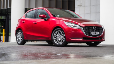 2020 Mazda 2 GT hatch review