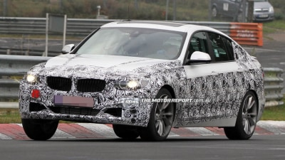 3 Series GT Spied Ahead Of Reported Geneva Debut: Report