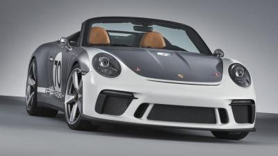 Porsche 911 Speedster Concept celebrates 70th anniversary