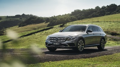Head-to-head: Mercedes-Benz E220d All-Terrain v Volvo V90 Cross Country