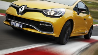 2014 Renault Clio RS 200: Price, Features And Models In New Hot Hatch Range