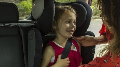 Buckle Me Up: Australian Invention Aims To Reduce Child Injuries