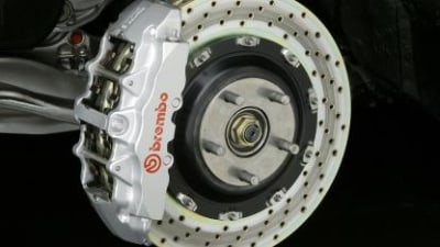 BMW to use Brembo brakes