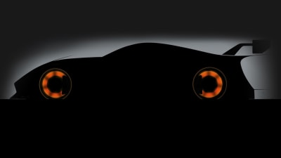New Toyota Supra Teased For Gran Turismo Vision Debut?