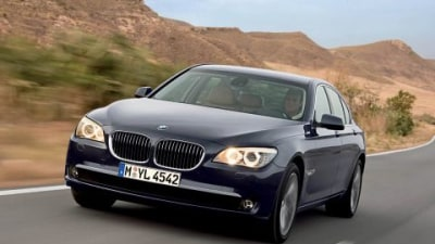2009 BMW 7 Series: More Official Images