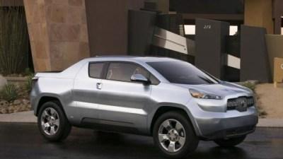 Toyota unveil their A-BAT hybrid pickup concept