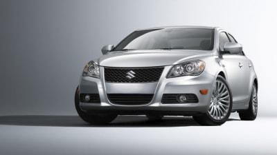 2010 Suzuki Kizashi Locked In For May Launch