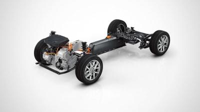 Volvo Announces CMA Architecture For Future Small Cars