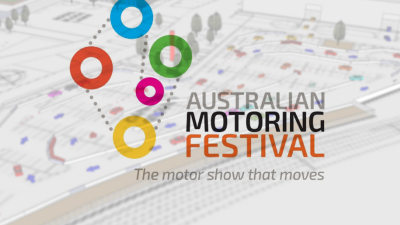 2015 Australian Motoring Festival: Details And Prices Confirmed