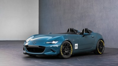 Carbon Fibre Future For Next Generation MX-5
