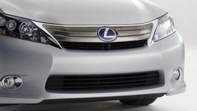 Lexus Hybrid Hatchback To Debut At Frankfurt: Report