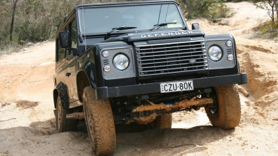 2015 Land Rover Defender 90 Review - Long Live The King