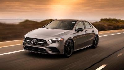 A-Class sedan 2018 first drive review