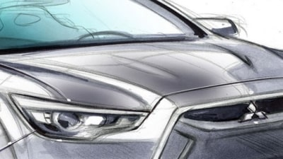 New Mitsubishi Global Compact Car In Development For 2012