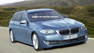 2011 BMW 5 Series Touring To Debut At Leipzig Auto Mobil International