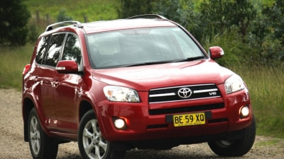 Toyota RAV4 Recalled For Seatbelt Fix - Almost 100,000 Cars Affected