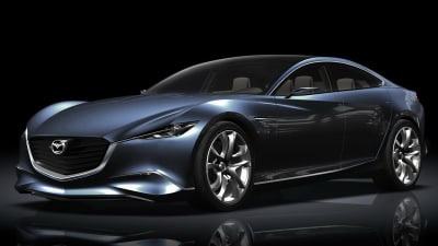 Mazda Shinari Concept Revealed In Milan