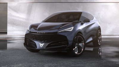 Cupra Tavascan concept revealed