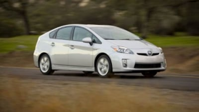 2010 Toyota Prius Coming To The Melbourne Motor Show
