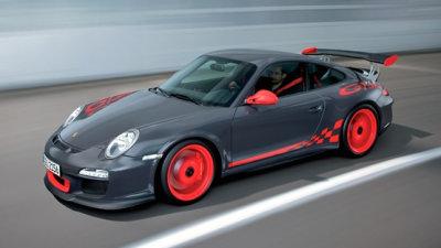 2010 Porsche 911 GT3 RS Unveiled At Frankfurt Motor Show: Video