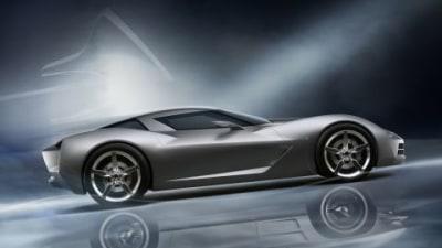 Transformers Corvette 'Sideswipe' Concept Debuts At Chigago Auto Show