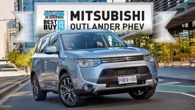 TMR BEST BUY 2015: Mitsubishi Outlander PHEV
