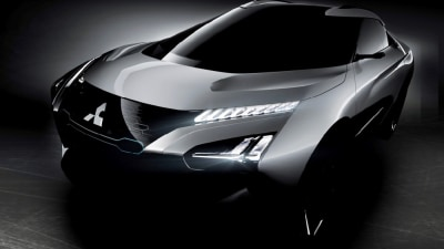 More Details Of Mitsubishi?s e-Evolution Revealed