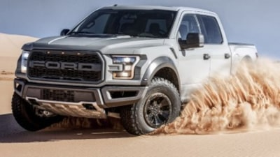 Ford unveils the ultimate ute
